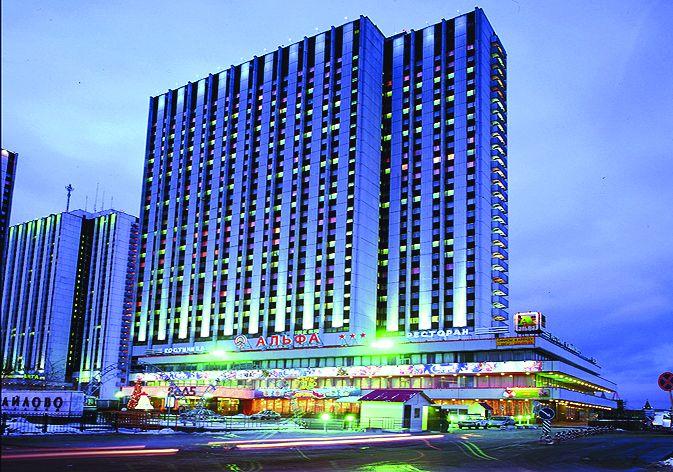 Гостиница Измайлово Альфа – официальный сайт